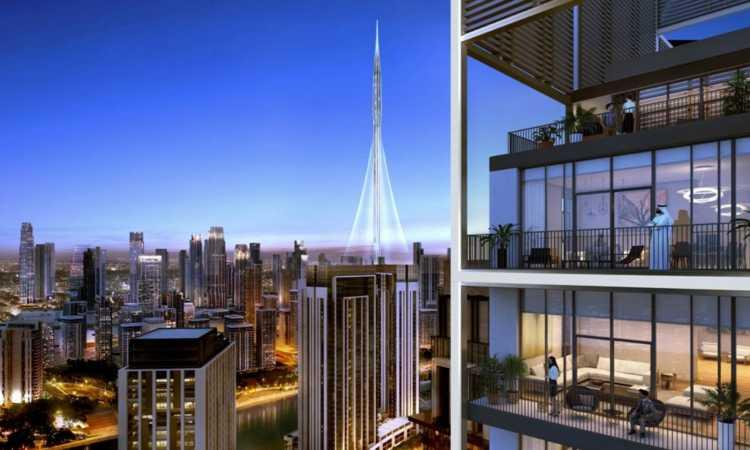 Gallery Creek Edge – Dubai 1