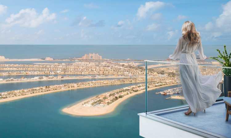 Beach Isle – Emaar Beachfront, Dubai